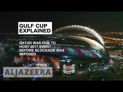 Gulf Cup football tournament overshadowed by political crisis