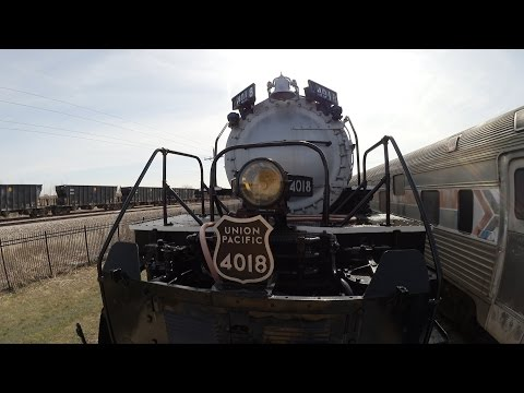 The Museum of the American Railroad Walking Tour