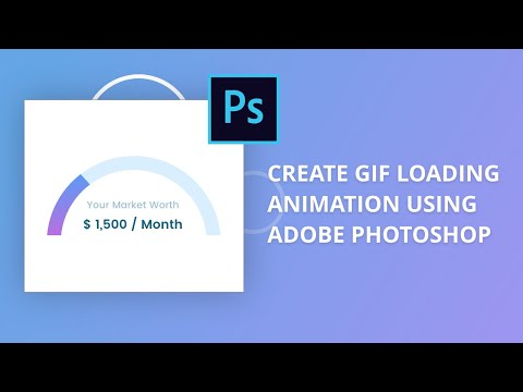 Create a Simple Spinning Animated GIF in Photoshop CC