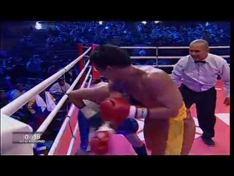 Jesus Vargas vs Jose Larreal