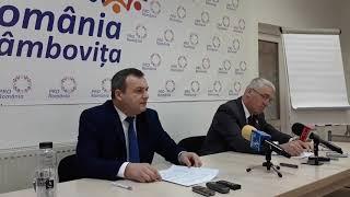 Catalin Olteanu Proiectul de buget pe 2019 promite marea cu sarea