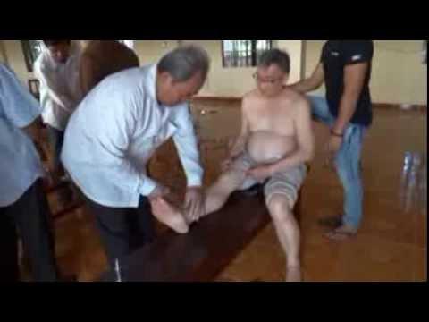 Lương Y Võ Hoàng Yên Chữa Bệnh Miễn Phí Tại Hưng An Tự Bình Thuận