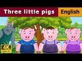 Three Little Pigs In English Story English Fairy Tales mp3