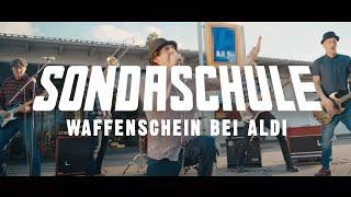 SONDASCHULE - WAFFENSCHEIN BEI ALDI