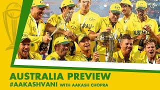 #CWC2019: AUSTRALIA - SIX-TIME champions? #AakashVani