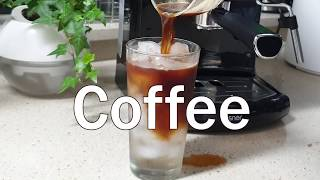 커피머신 드바리스타 에스프레소머신 홈카페