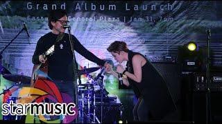 Download Ebe Dancel and KZ - Huwag Ka Nang Umiyak (Album Launch) MP3 song and Music Video