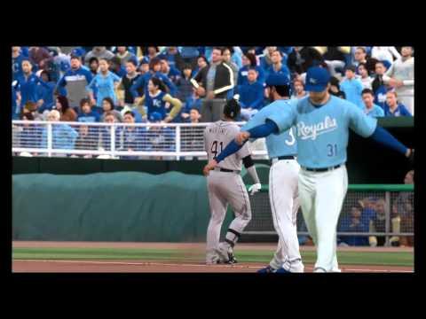 2016 MLB Roster Preview: Detroit Tigers Vs. Kansas City Royals (MLB 15: The Show)