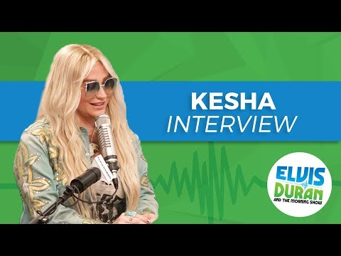 "Kesha Discusses the Meaning Behind ""Woman"" and Making a Career Comeback 