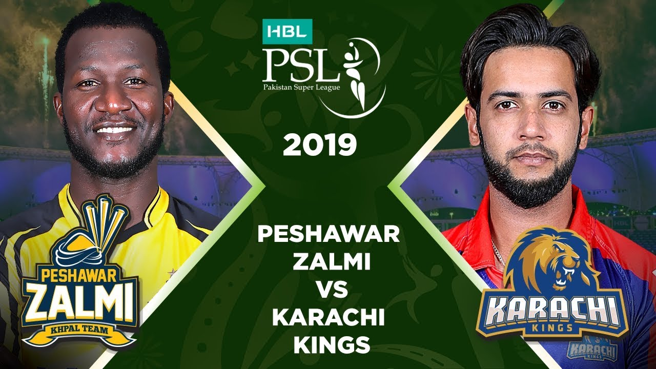 Match 30: Full Match Highlights Peshawar Zalmi Vs Karachi Kings | HBL PSL 4 | HBL PSL 2019