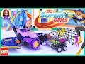LEGO DC Superhero Girls Batgirl Batjet Chase Build Review Silly Play - Kids Toys