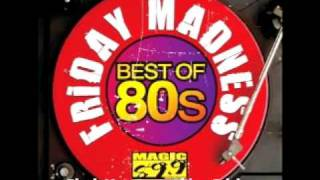 Friday Magic Madness -  Best Of 80s CD