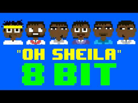 Oh Sheila (8 Bit Remix Cover Version) [Tribute to Ready For The World] - 8 Bit Universe