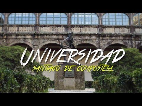 🇪🇸 PLAZA DEL OBRADOIRO & UNIVERSIDAD DE SANTIAGO DE COMPOSTELA  - GALICIA - ESPAÑA #33 - 2017