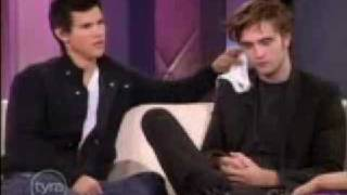 rob and taylor were on the tyra show.. and it ws hallirious!! you H...