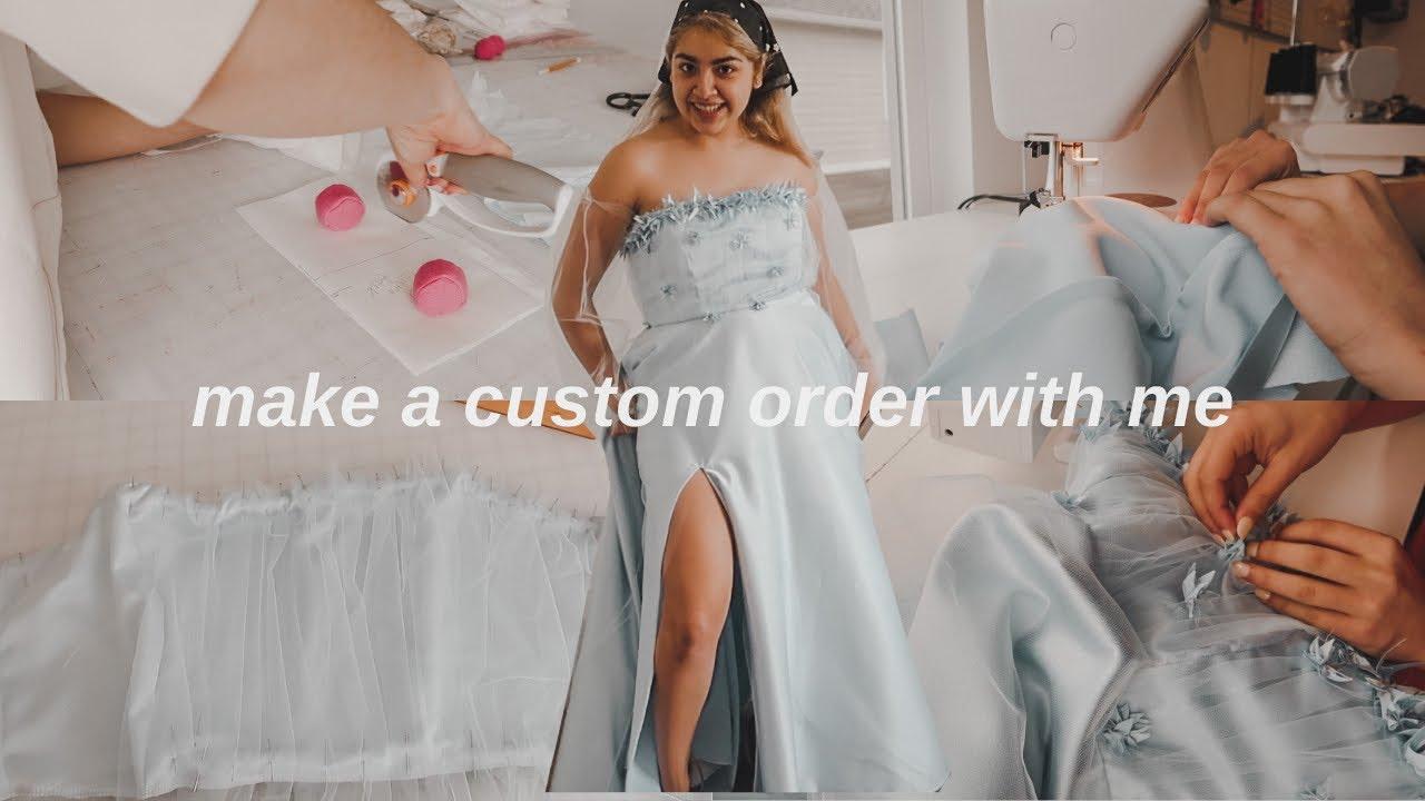 Make a Custom Order With Me | Ep. 6