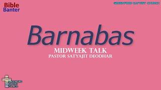 43) Bible Banter - Job - Pastor Satyajit Deodhar
