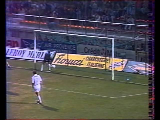 Martigues - FC Nantes 3-3 - Saison 1994-95