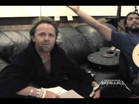 Mission Metallica: Fly on the Wall Platinum Clip (June 14, 2008) Thumbnail image