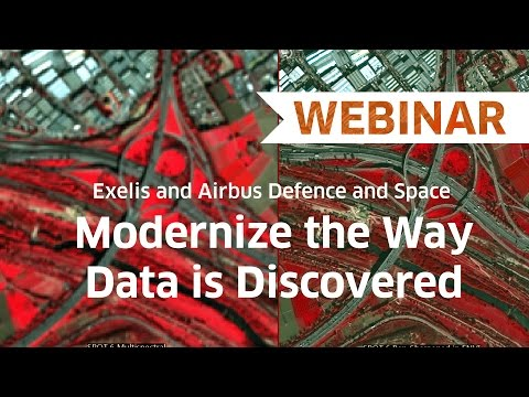 Exelis and Airbus Defence and Space Modernize the Way Data is Discovered