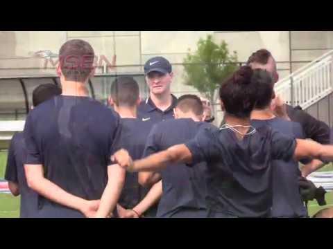 MSU Denver Men's Soccer - First Week of Practice