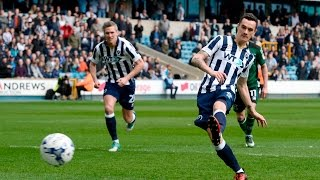 Highlights | millwall 3-1 scunthorpe