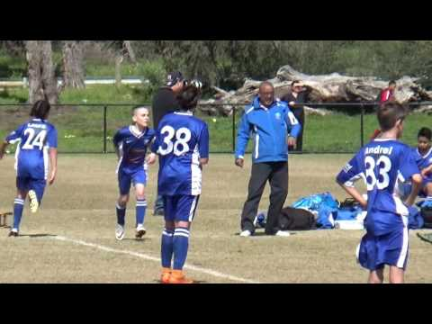 Chelsea U13C vs Glen Waverley September 4th 2016
