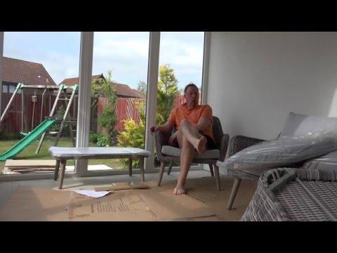 Maze Rattan - Paris 4 Seater Sofa Set with Cushions (part 2)
