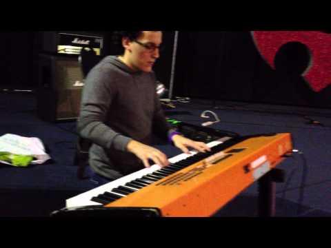 David Danced / Salvador Piano Tumbaos