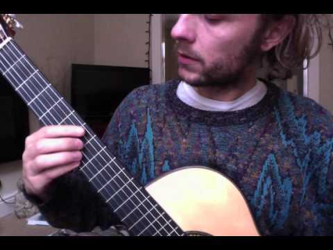 Erykah Badu - On and On (Guitar Chords Tutorial)