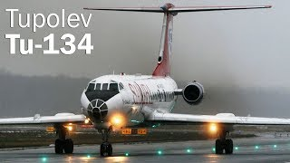 Tu-134 - a jet for everyone