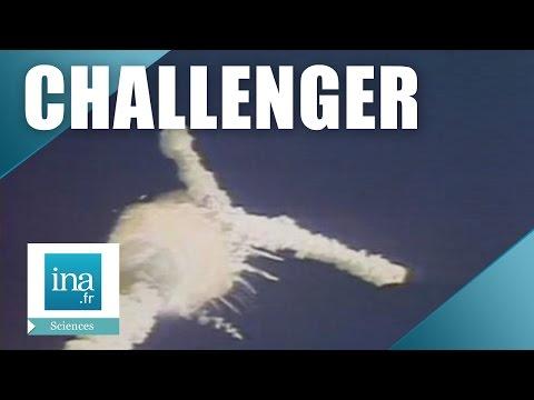 Explosion De La Navette Spatiale Challenger Archive Ina