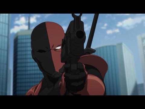 DCAU Teen Titans: The Judas Contract