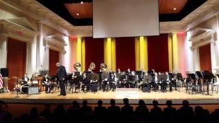 2016 Lassiter High School Bands Spring Concert