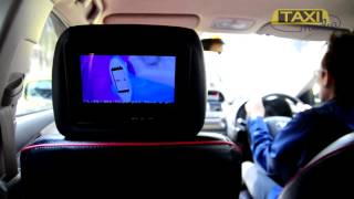 "True ""Sook Koon 3"" ads in taxi by Taximedia Thailand Thumbnail"