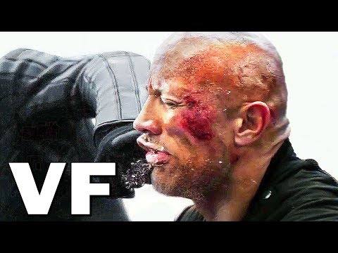 FAST & FURIOUS Hobbs & Shaw Bande Annonce VF (2019) NOUVELLE