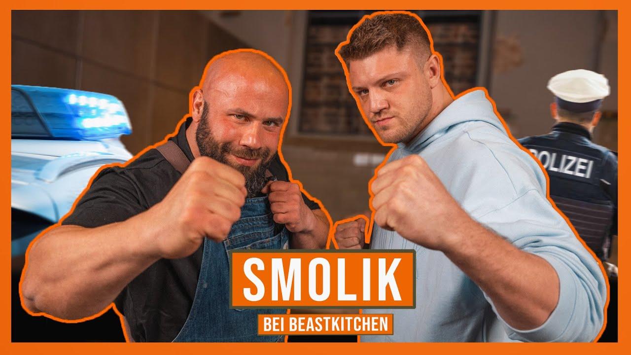 Vom Blaulicht in den Ring | MICHAEL SMOLIK über seine Zeit bei der Polizei | BeastKitchen