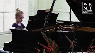 Suzi Hodo - WKMT Music Festival VIII - ABRSM pieces