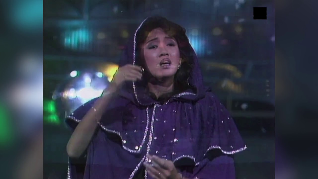 【梅艷芳】第二屆新秀歌唱大賽 1983
