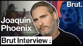 How Joaquin Phoenix Prepared to Play the Joker   Brut