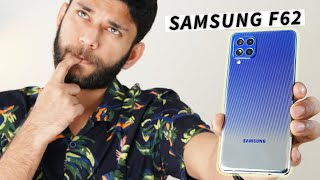 Samsung F62 Review: Samsung missed one thing..