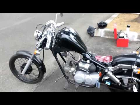 honda jazz custom 50cc - YouTube