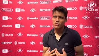 Лоренсо Мельгарехо отвечает на вопросы болельщиков