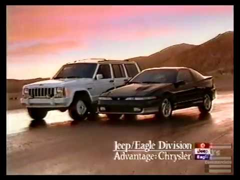 Jeep Eagle Division Chrysler Commercial 1991