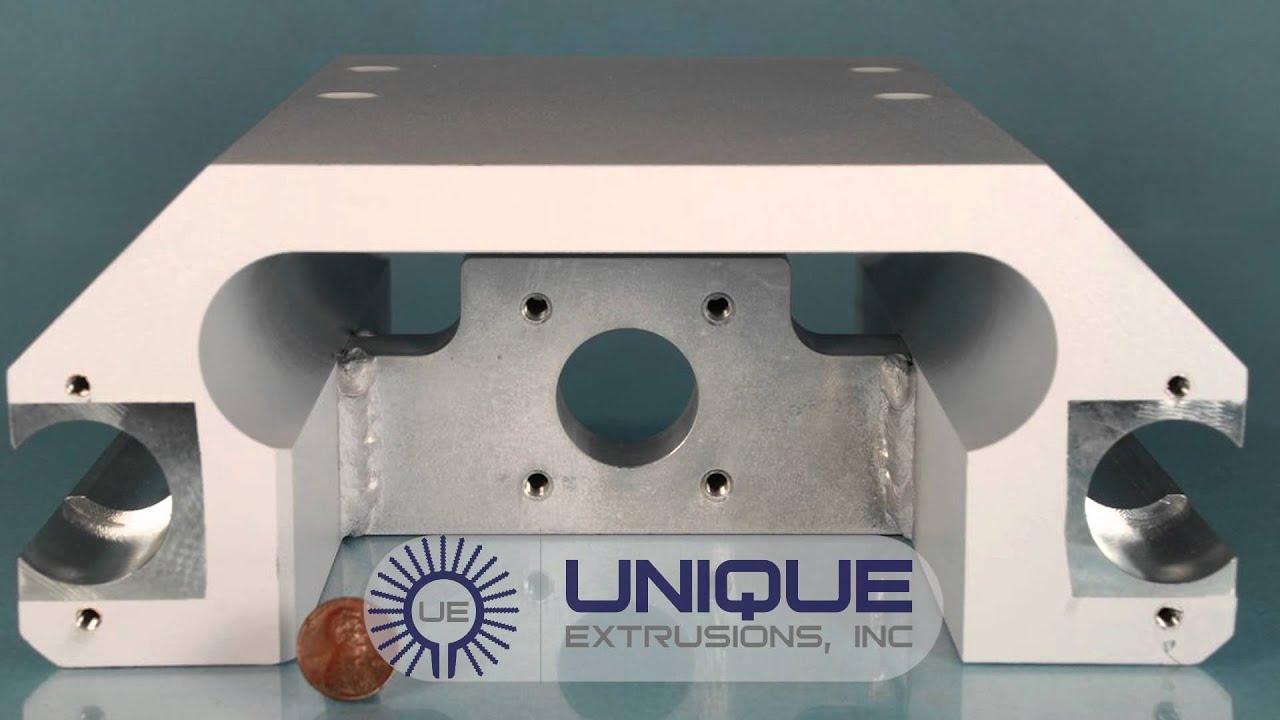 Custom Aluminum Extrusions Company Florida (FL) | Extruded Aluminum