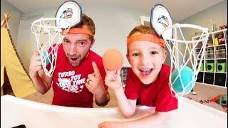 Baixar Father & Son PLAY BASKET HEAD!