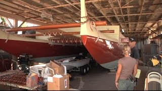 Building Canoes with Tim Gilliom of Maui