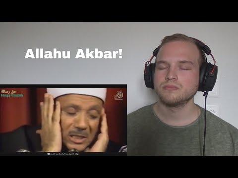 """SWISS MUSLIM Reacts To """"Qari ABDUL BASIT QURAN Recitation"""""""