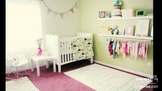 Decorating Your Nursery - Forrent.com