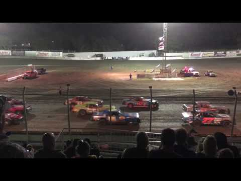 "Kennedale Speedway -""I just wanna go fast."""